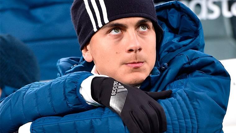 Continúa creciendo la tensión entre la Juventus y Paulo Dybala