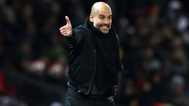Guardiola defiende que el 'estilo Barça' sí funciona en la Premier