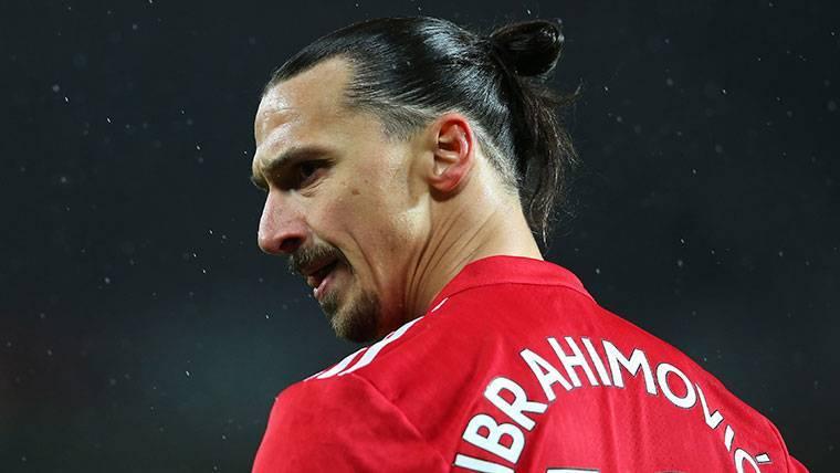La frase sobre Ibrahimovic que desató la pelea de Old Trafford