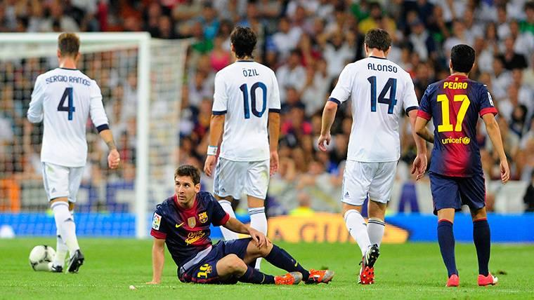 El plan de Mourinho, Ramos y Xabi Alonso para parar a Messi