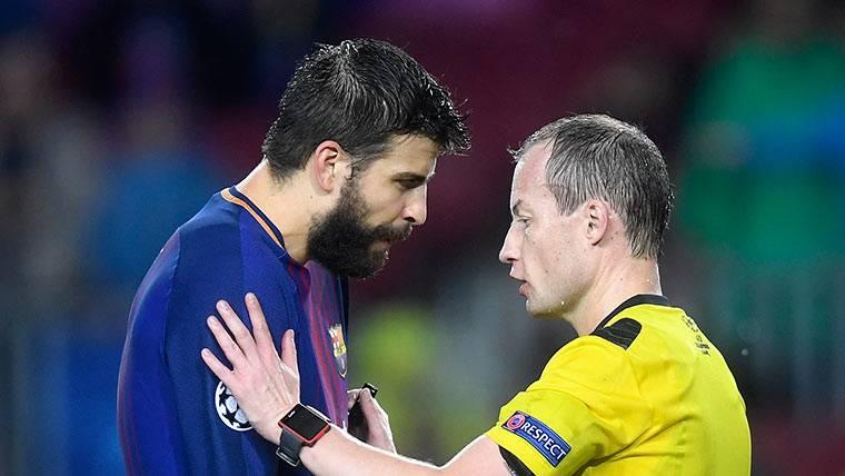 El 'Clásico' lo pitará el árbitro de la vuelta de la Supercopa