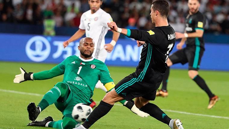 El Madrid remonta y pasa a la final del Mundial de Clubes