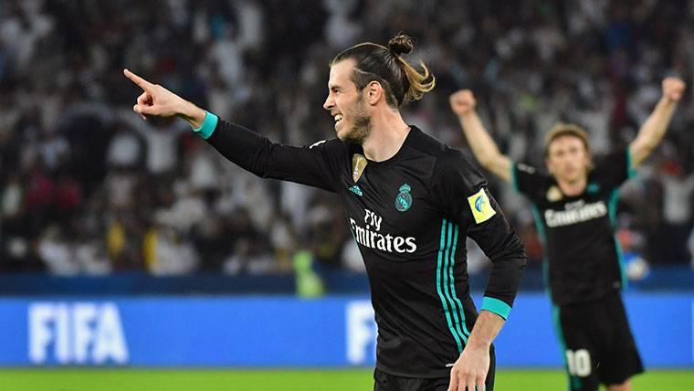 Gareth Bale reconoce que se burlaron del portero del Al Jazira