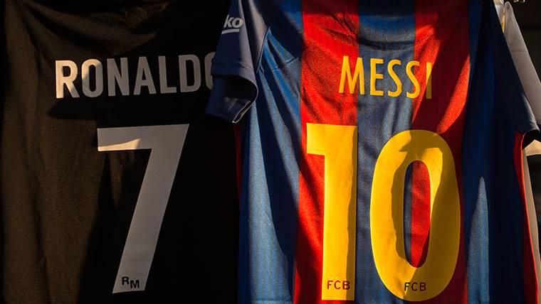 Sigue el pulso Messi-Cristiano en cuanto a eficacia goleadora