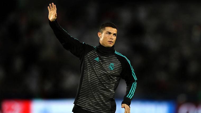 Mensaje de Cristiano tras el récord en el Mundial de Clubes