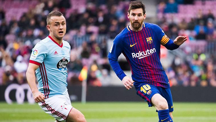 El Barça-Celta de la vuelta de 1/8 de Copa ya tiene fecha y hora