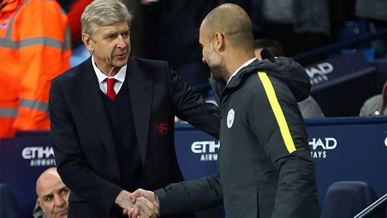 El dardo de Arsène Wenger al Manchester City de Guardiola