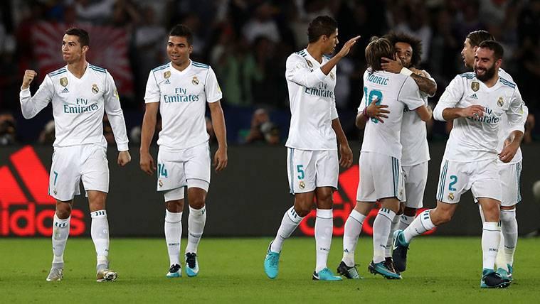 El Real Madrid supera al Grémio y es Campeón del Mundo