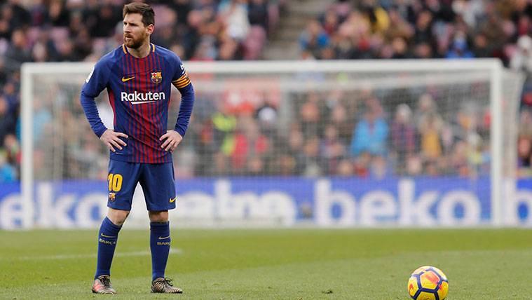Recital de Messi contra el Dépor, ¡no hubo manera de marcar!