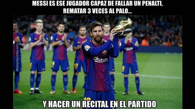 Estos son los mejores 'memes' del FC Barcelona-Deportivo
