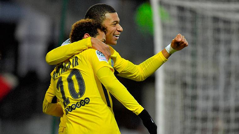 """Mbappé me gusta, pero Neymar no me parece tan bueno"""