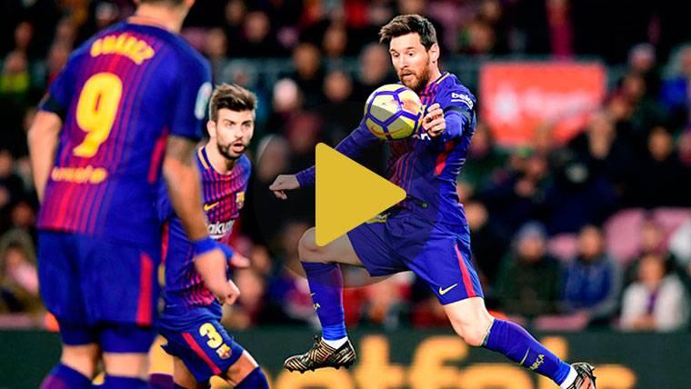 Messi, elegido Mejor Futbolista del 2017 por 'The Guardian'