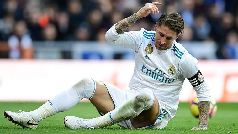 Ramos demuestra su mal perder con un inapropiado comentario