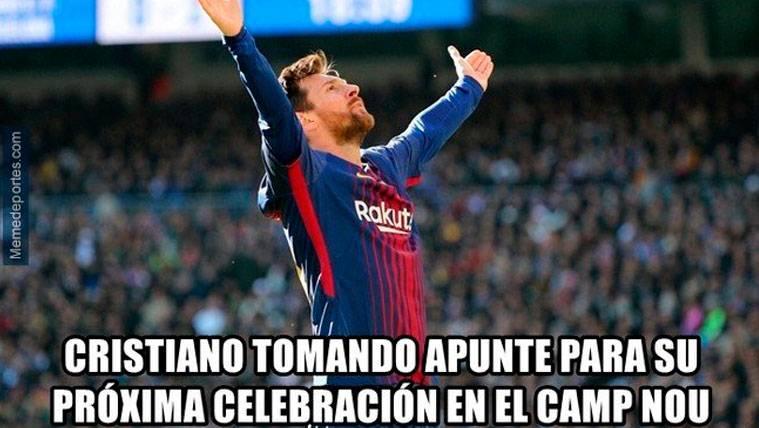 Estos son los mejores 'memes' del Real Madrid-FC Barcelona
