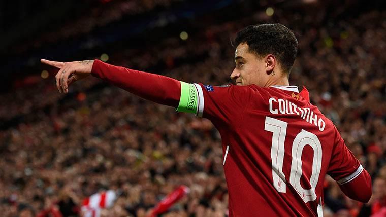 ¡Carambola entre Barça, Madrid y Liverpool que acerca a Coutinho!