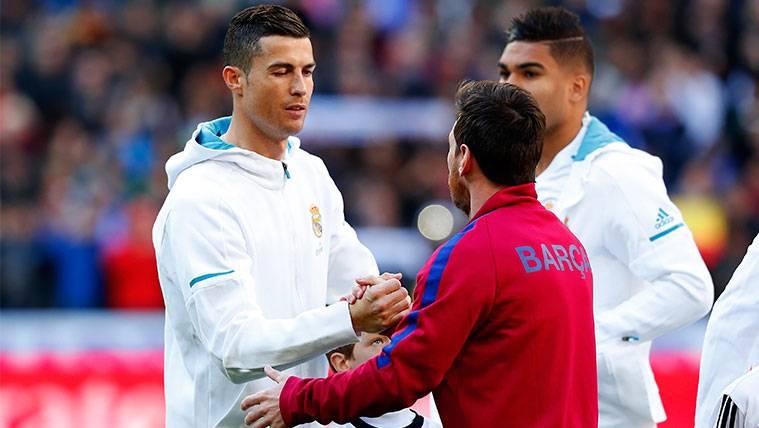 """""""Cristiano necesita marcar siempre para brillar, Messi no"""""""