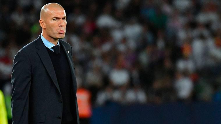 El Real Madrid y Zidane estarían enfrentados por los fichajes