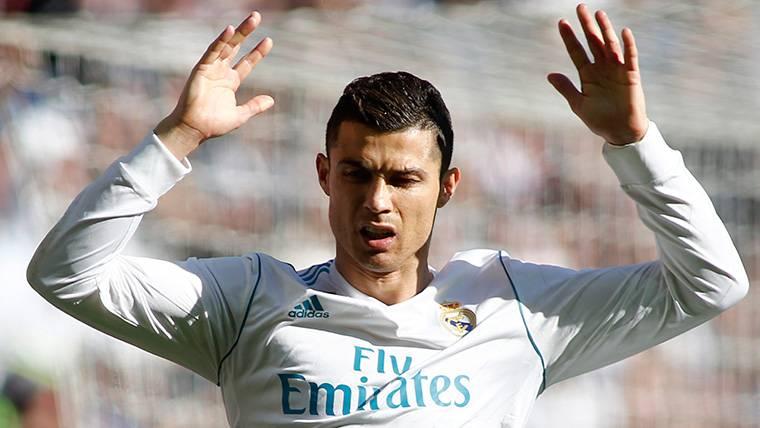 """Cristiano, prepotente: """"Tengo espacio para guardar trofeos"""""""