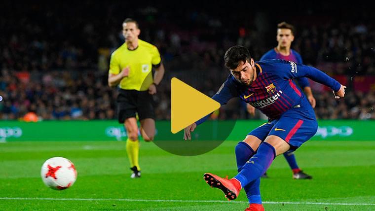 Aleñá y Arnáiz, citados para entrenar con el FC Barcelona