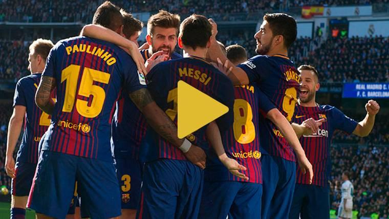 La impresionante racha que el Barça quiere continuar en 2018