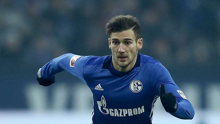 El agente de Goretzka niega al Bayern: el Barça sigue al acecho