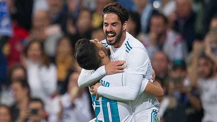 El fichaje de Eden Hazard puede 'frenar' a Isco y Asensio