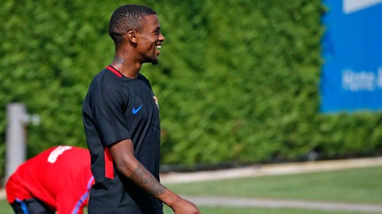 Nélson Semedo quiere empezar el año con un paso al frente