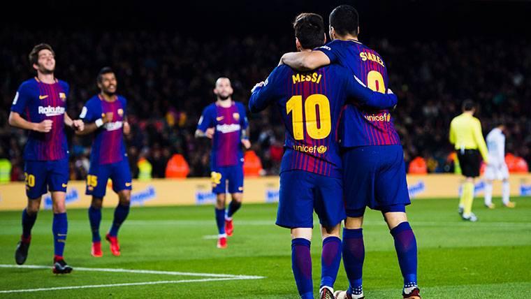 Más récords y desafíos para Messi en 2018 con el Barça