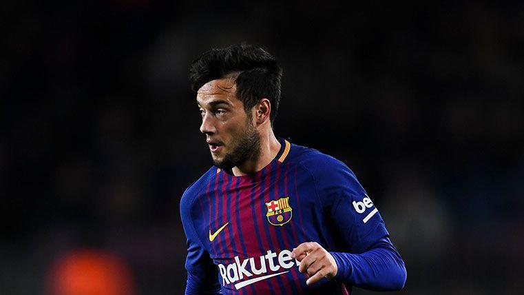 Valverde recuperó el 4-3-3 con José Arnáiz de delantero centro