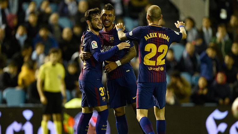 Las palabras de Arnáiz tras volver a 'mojar' con el Barcelona