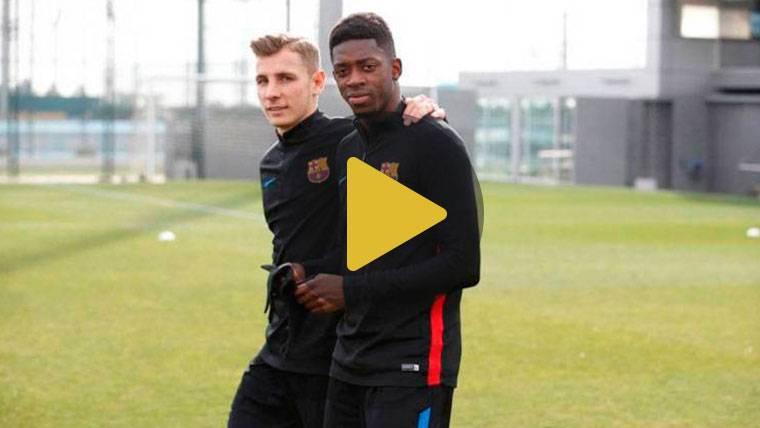 Lista de convocados de Valverde para el FC Barcelona-Levante