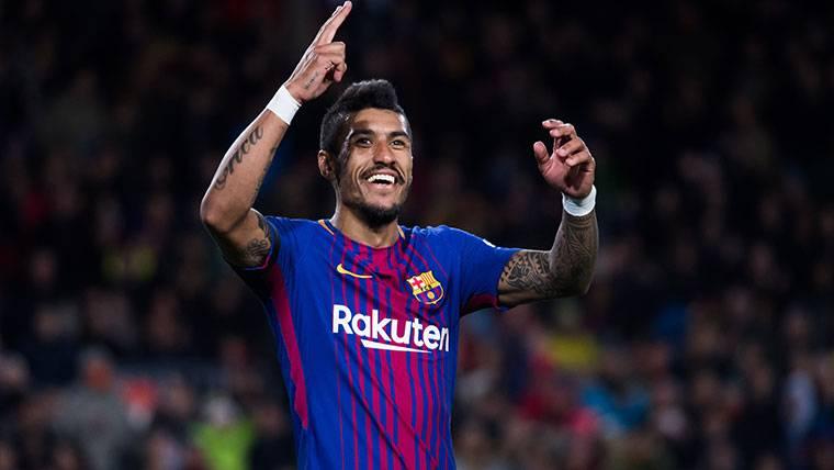 Paulinho sentenció al Levante gracias a un Messi supersónico
