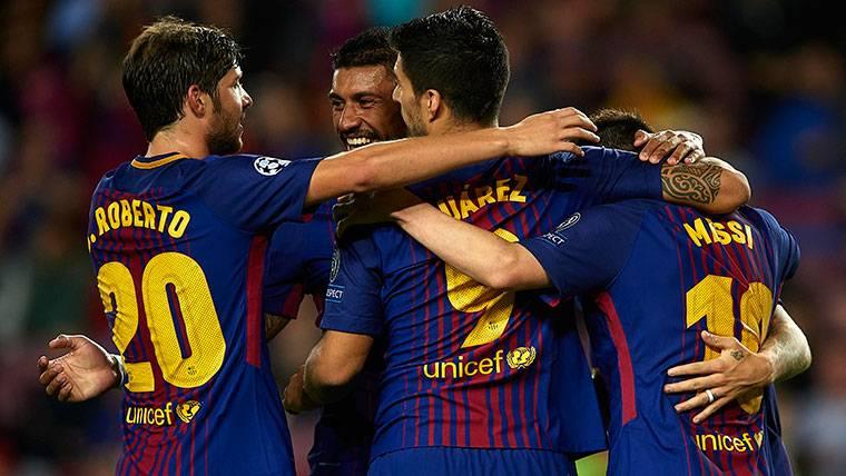 """Suárez, Paulinho y Jordi Alba coinciden: """"Coutinho ayudará"""""""
