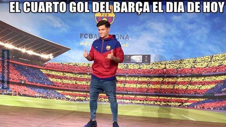 Estos son los mejores 'memes' del FC Barcelona-Levante
