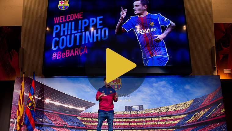 ¡Coutinho será el vecino de Messi y Suárez en Castelldefels!