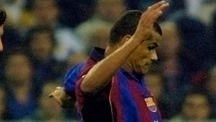 Rivaldo, encantado con el fichaje de Coutinho por el Barça