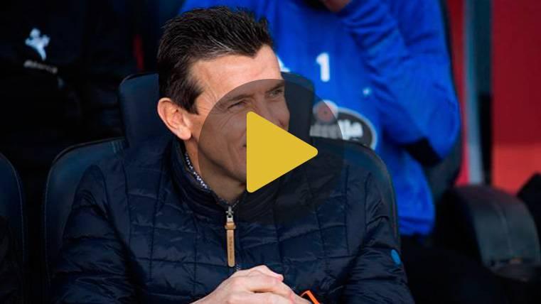 Unzué, la amenaza que conoce perfectamente el 'método Barça'