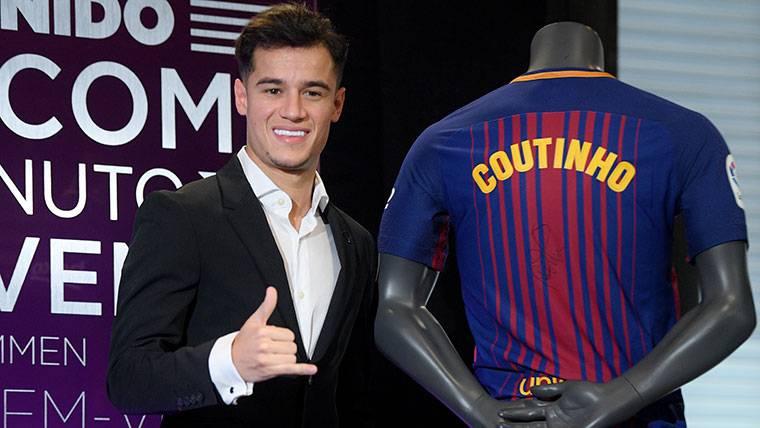 Luis Suárez, el mejor 'cicerone' posible para Philippe Coutinho