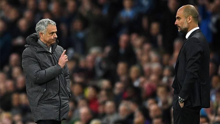 Mourinho quiere 'robarle' a Guardiola a su fichaje esperado