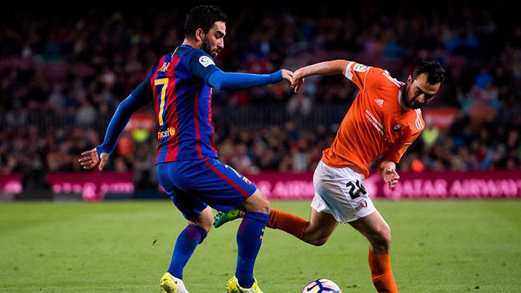 ¡Arda Turan le ha salido al Barça a un millón de euros por partido!