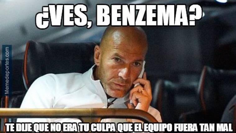 Estos son los mejores 'memes' del Real Madrid-Villarreal