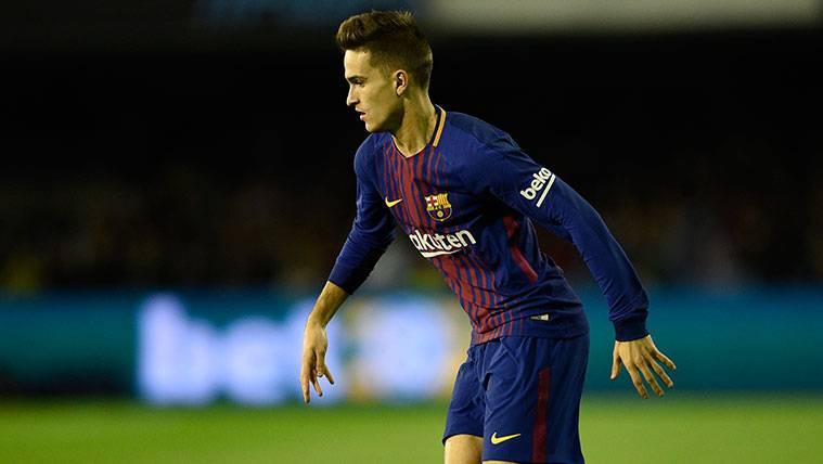 Denis y el Barça, de acuerdo sobre su futuro inmediato