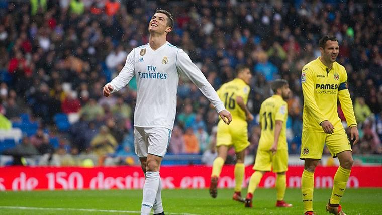 No es una utopía que el Madrid acabe jugando la Europa League