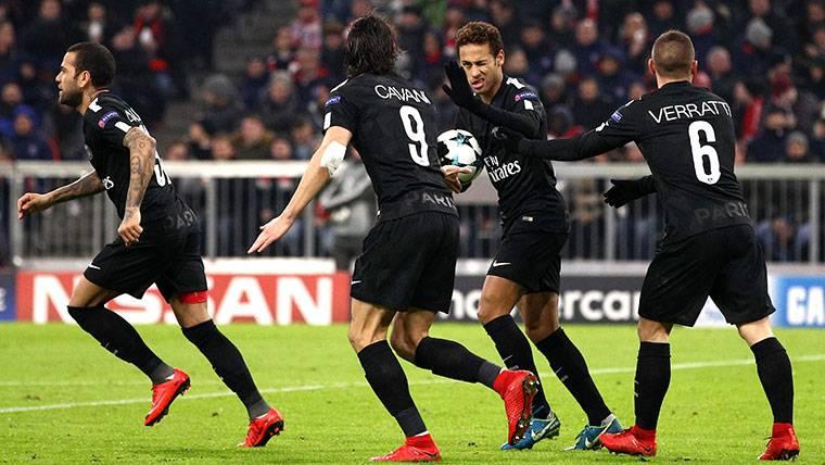 El PSG de Neymar ya 'huele la sangre' en el Real Madrid