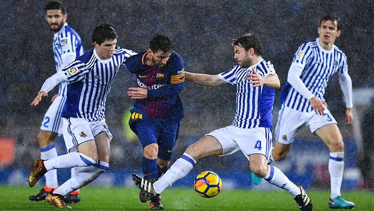 La frase de Xabi Prieto sobre Messi que no gustará a Cristiano
