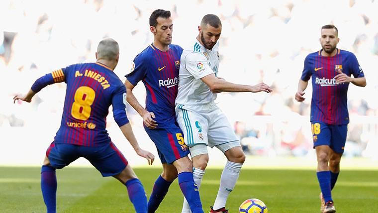 La confesión de Sergio Busquets sobre la derrota en la Supercopa