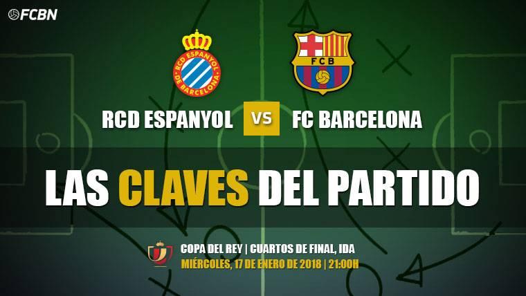 Las 3 claves del Espanyol-Barça de cuartos de Copa del Rey - FC ...