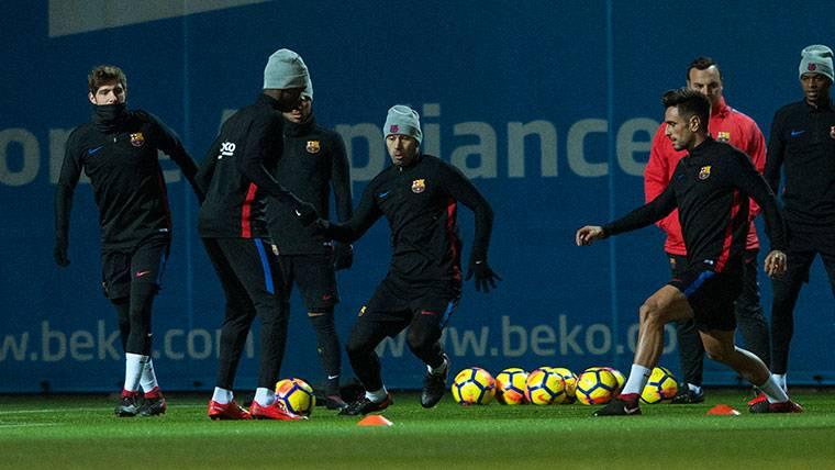 Lista de convocados de Valverde para el Espanyol-FC Barcelona