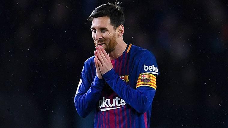 Sólo un 'fiasco' del Barça dejaría a Messi sin Balón de Oro