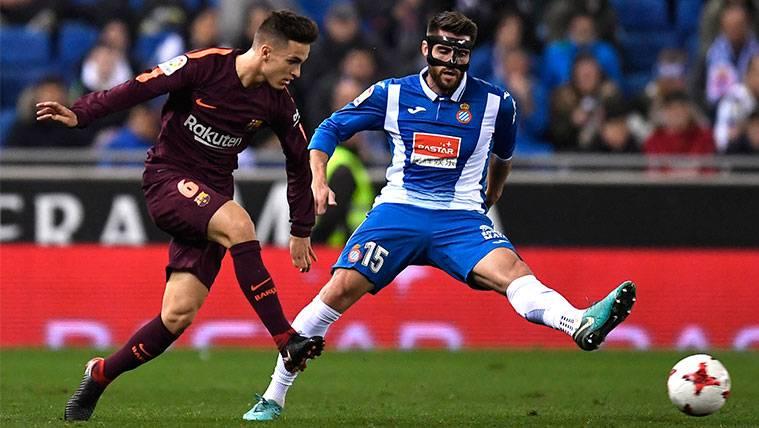 Titularidad para un Denis que apunta a quedarse en el Barça